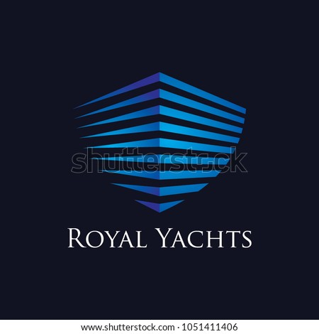 Royal Yachts Logo Icon