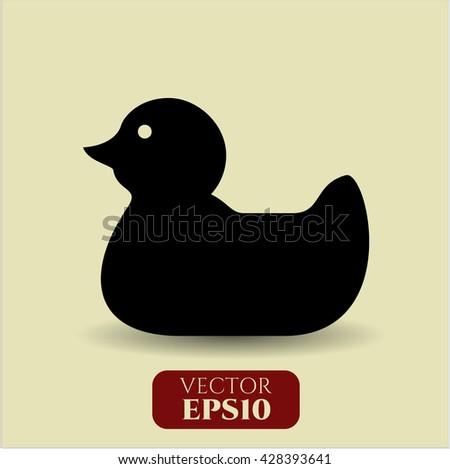 Rubber Duck symbol
