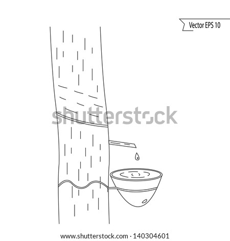 Rubber Tree Popular Royalty Free Vectors Imageric Com