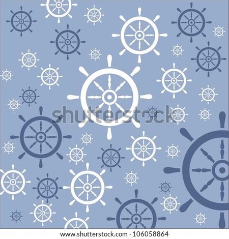 rudder pattern