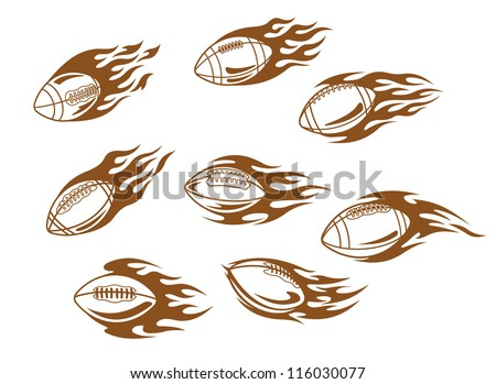 rugby and football tattoos with