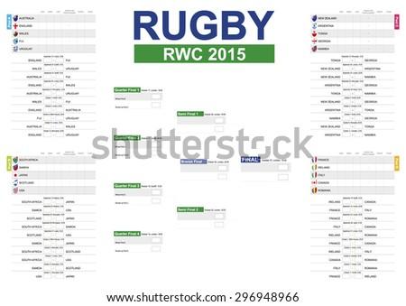 rugby 2015  rwc 2015 match