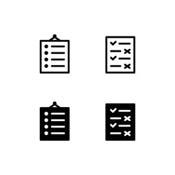 Rule Icon Logo Vector Symbol. Regulation Icon
