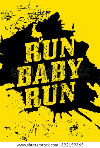 run  baby  run   motivational
