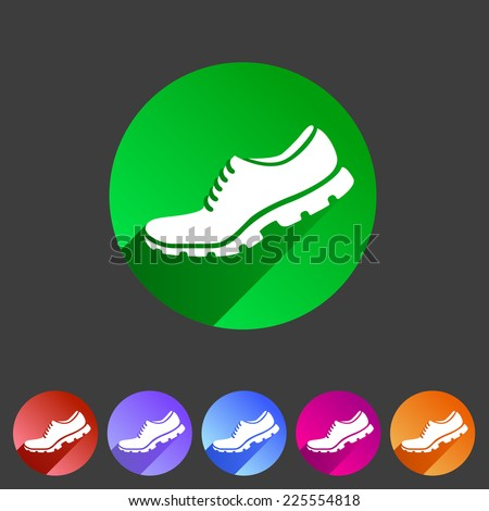running shoe  sneaker  trainer