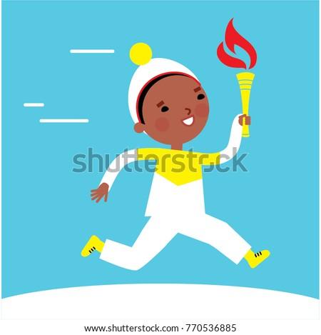 running torchbearer xxiii