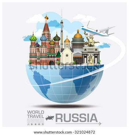 russia landmark global travel