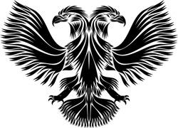 Russian double-headed eagle