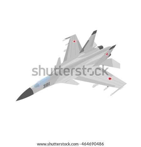russian jet fighter aircraft
