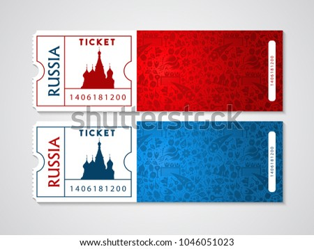 russian plane tickets with