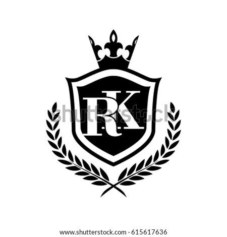 RZ Logo Stock fotó ©