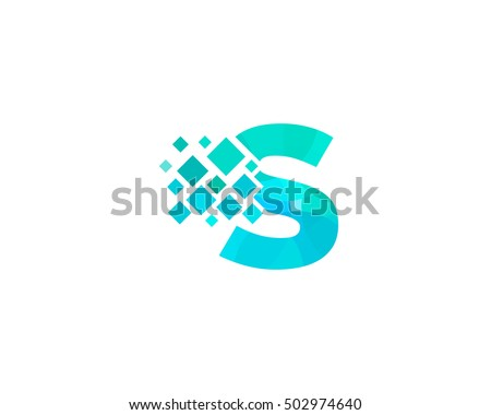 Letter s designs download free vector art stock graphics images s letter pixel multiply colorful logo design template altavistaventures Choice Image