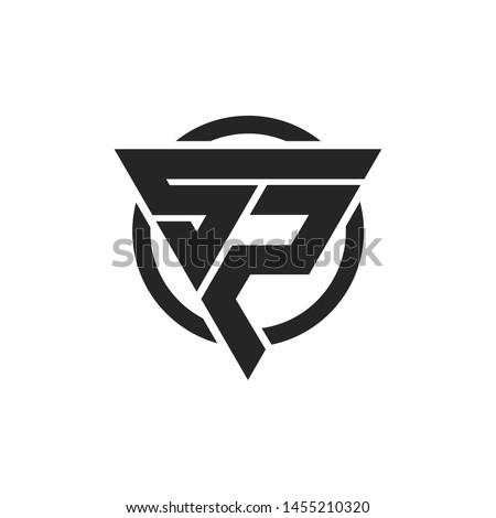s2 2s sz zs triangle logo