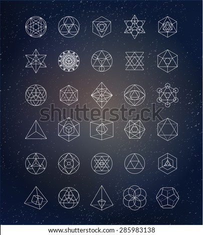 sacred geometry alchemy