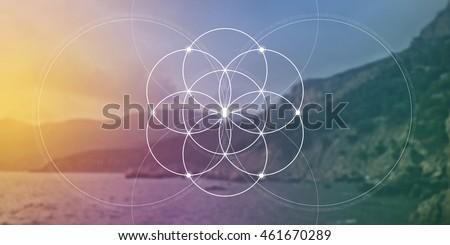 sacred geometry mathematics