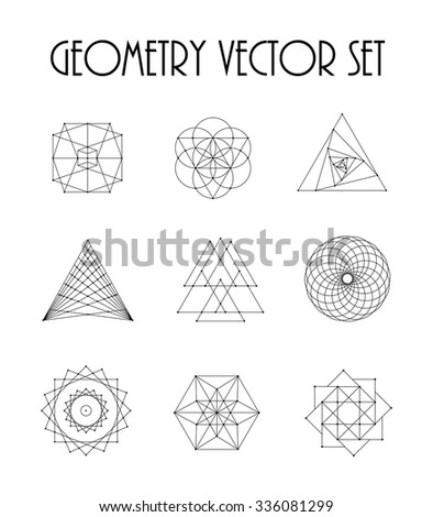 sacred geometry set 2