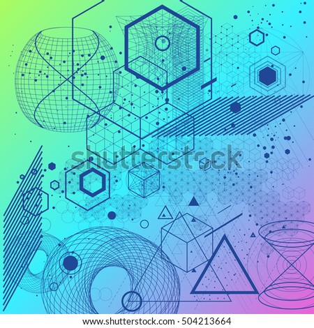 sacred geometry symbols and