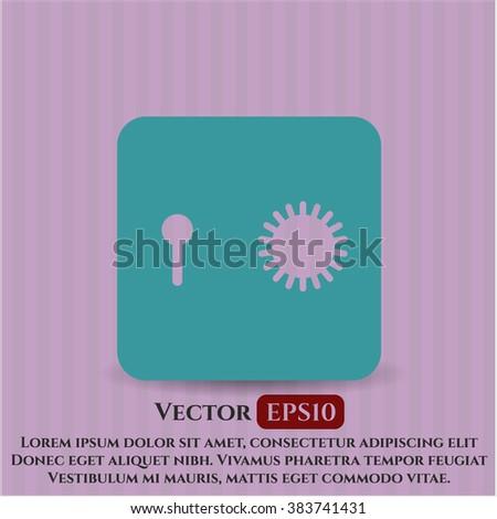 Safe (Safety deposit box) icon or symbol