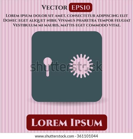 Safe (Safety deposit box) icon vector illustration