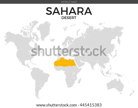 Grayscale vector worldmap download free vector art stock sahara desert location modern detailed vector map all world countries without names vector template gumiabroncs Gallery