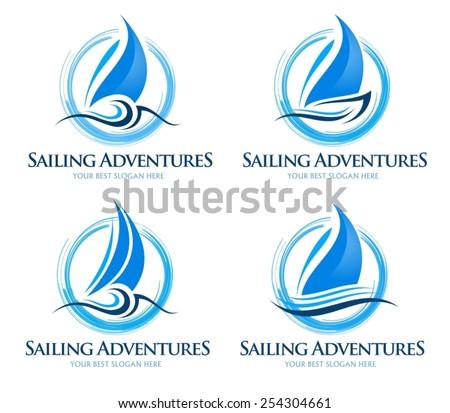 лого лодка