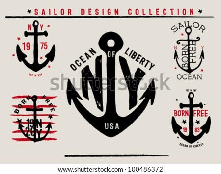 Sailor Design Collection