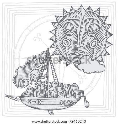 sailor's sun