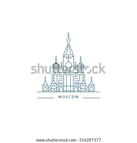 saint basil's cathedral  russia