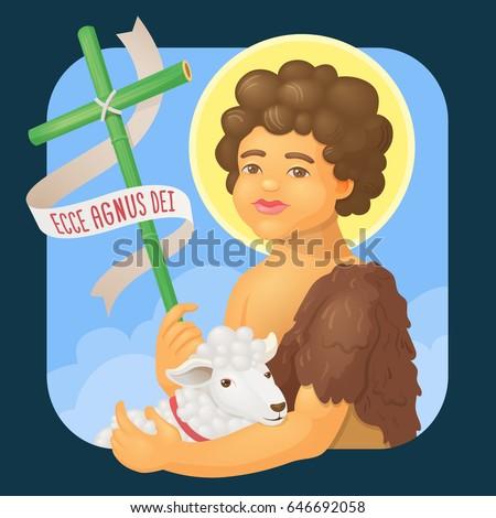 saint john baptist  honored in
