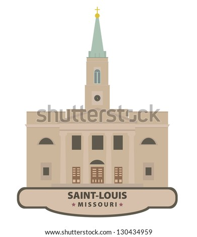 saint louis symbol city