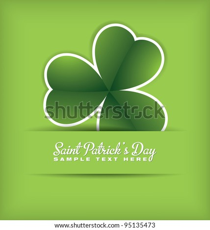 Saint Patrick's Day Design