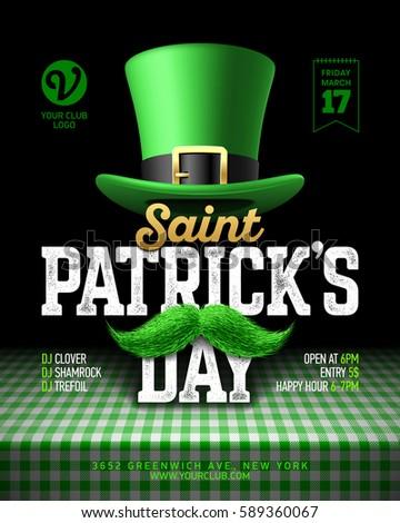 saint patrick's day party...