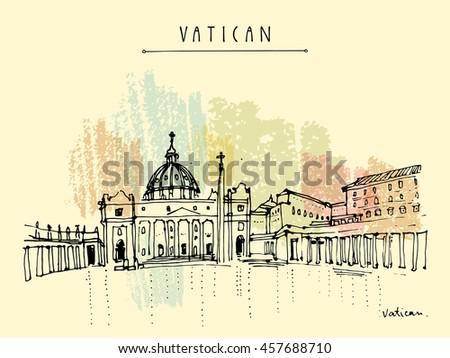 saint peter papal basilica ...