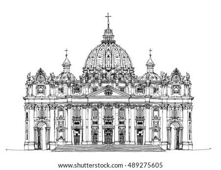 saint peter's aa vatican  rome