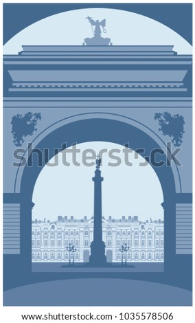 saint petersburg palace square