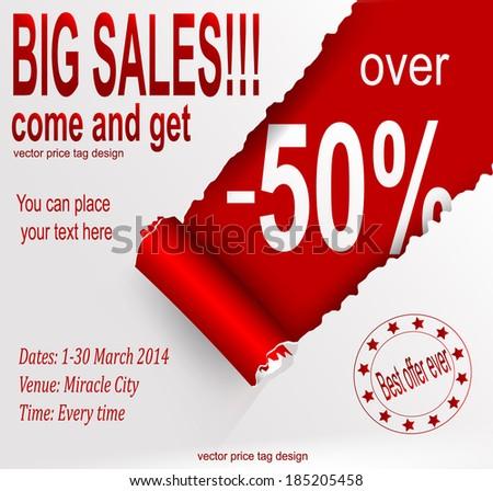 Sales Banner Vector Sale Banner Vector Eps 10