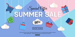 Sale Discount background for the online store, shop, promotional leaflet, poster, banner. Vector eps 10 format.