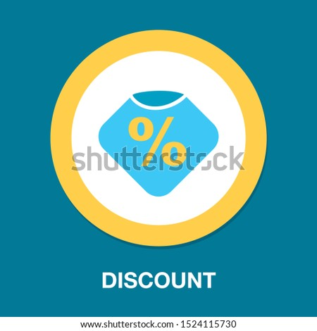 sale Discount percent - offer savings coupon, promotion shopping - special offer deal