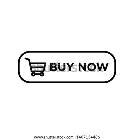 Sale icon : buy now signage