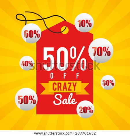 sale label design, vector illustration eps10 graphic