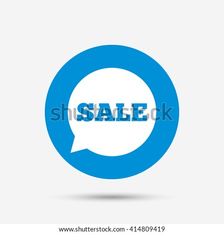 sale sign icon special offer