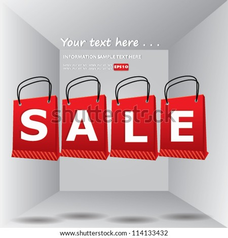 Sale sign,Vector