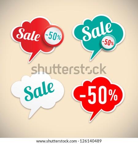 Sale stikers