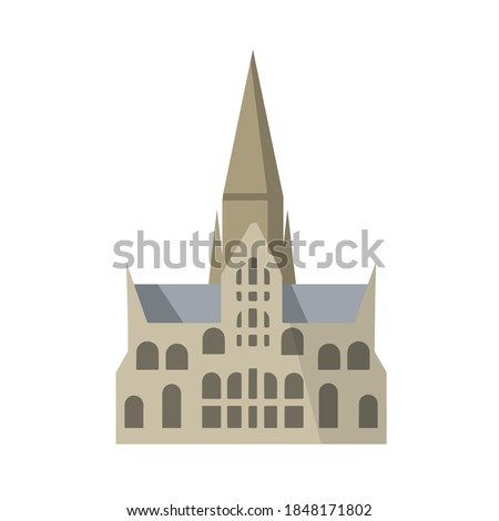 salisbury cathedral of virgin