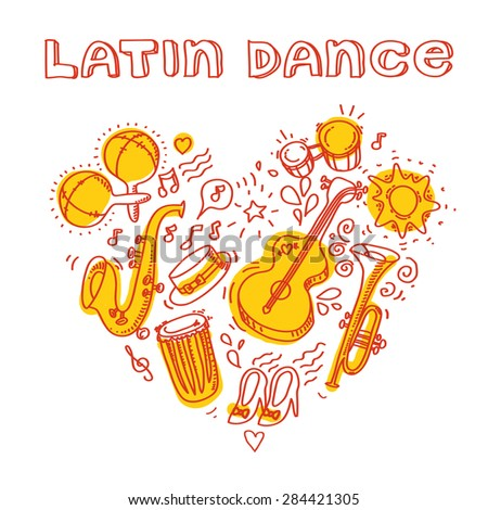 salsa music and dance