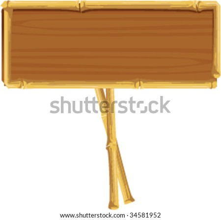 sample tablet - stock vector