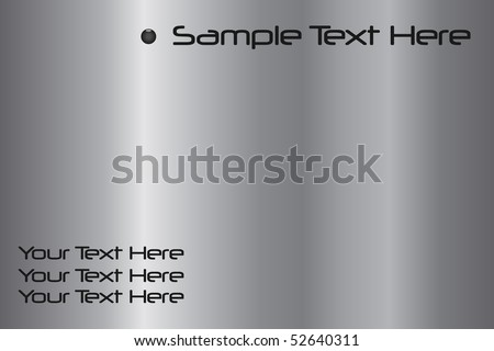 Sample Text Background. Add your own text here.