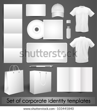 Samples for corporate identity design