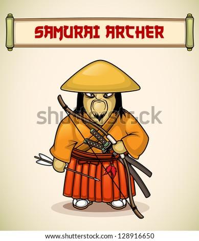 Samurai Archer