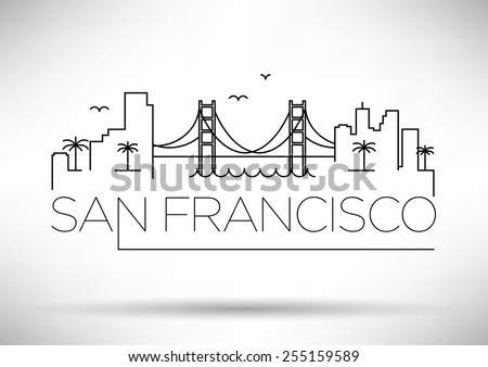 san francisco city line
